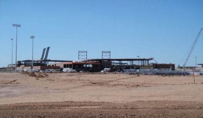 DIAMONDBACKS SPRING TRAINING FACILITY
